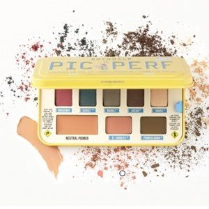 The balm pic perf eyeshadow palette